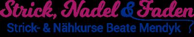 Naehkurse Weinheim Logo